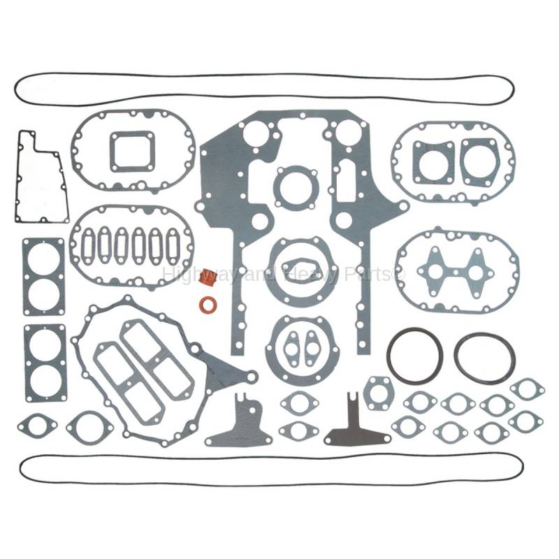 23512681 | KIT, ENGINE OVERHAUL GASKET