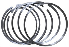Piston ring set / Bộ xéc măng CUMMINS
