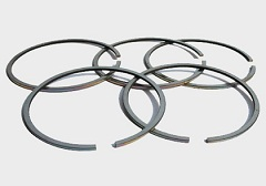 Piston ring set/ Bộ xéc măng SCANIA